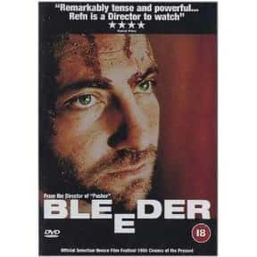 Bleeder is listed (or ranked) 21 on the list The Best Mads Mikkelsen Movies