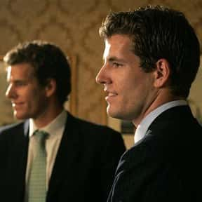 Tyler Winklevoss is listed (or ranked) 22 on the list Famous Christ Church, Oxford Alumni
