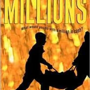 Millions is listed (or ranked) 19 on the list Good Books for 10 Year Olds