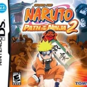 Naruto: Path of the Ninja 2 is listed (or ranked) 20 on the list The Best Naruto Video Games of All Time