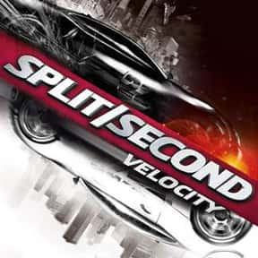 Split Second: Velocity is listed (or ranked) 23 on the list The Best Arcade Racing Games Of All Time