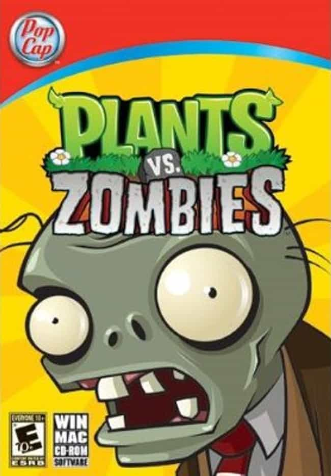 Plants vs. Zombies is listed (or ranked) 3 on the list The Best Games For Non-Gamers and Beginners