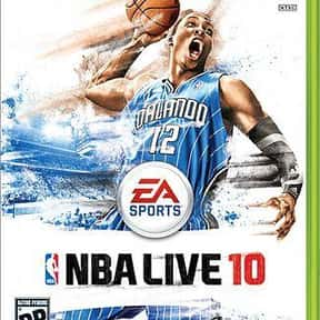 NBA Live 10 is listed (or ranked) 2 on the list The Best NBA Live Games