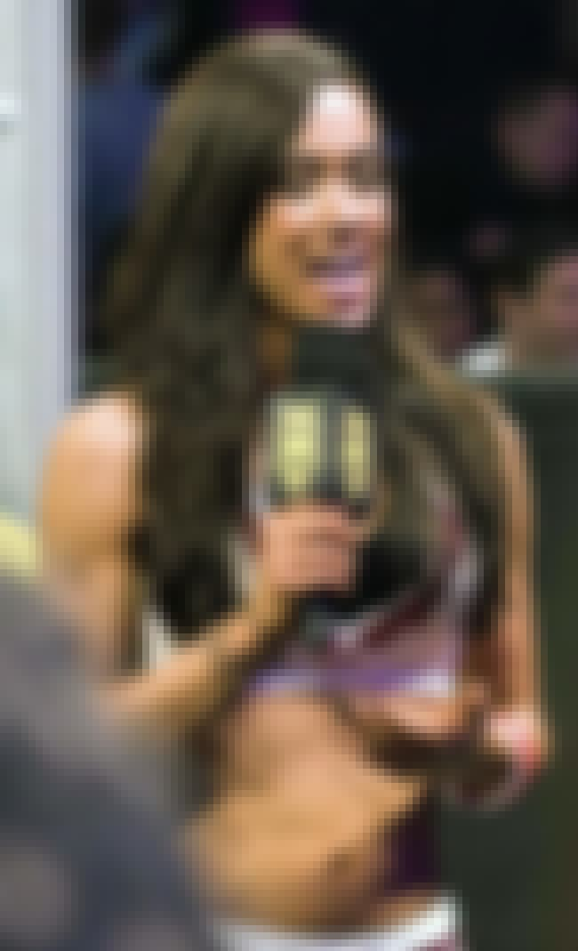 AJ Lee is listed (or ranked) 2 on the list John Cena Loves and Hookups
