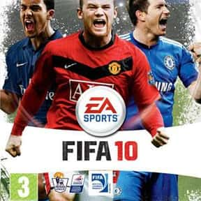 FIFA 10 is listed (or ranked) 23 on the list The Best PlayStation 2 Soccer Games