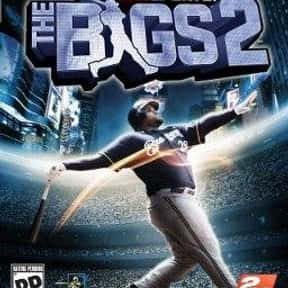 The Bigs 2 is listed (or ranked) 6 on the list All Wii Baseball Games, Ranked Best to Worst