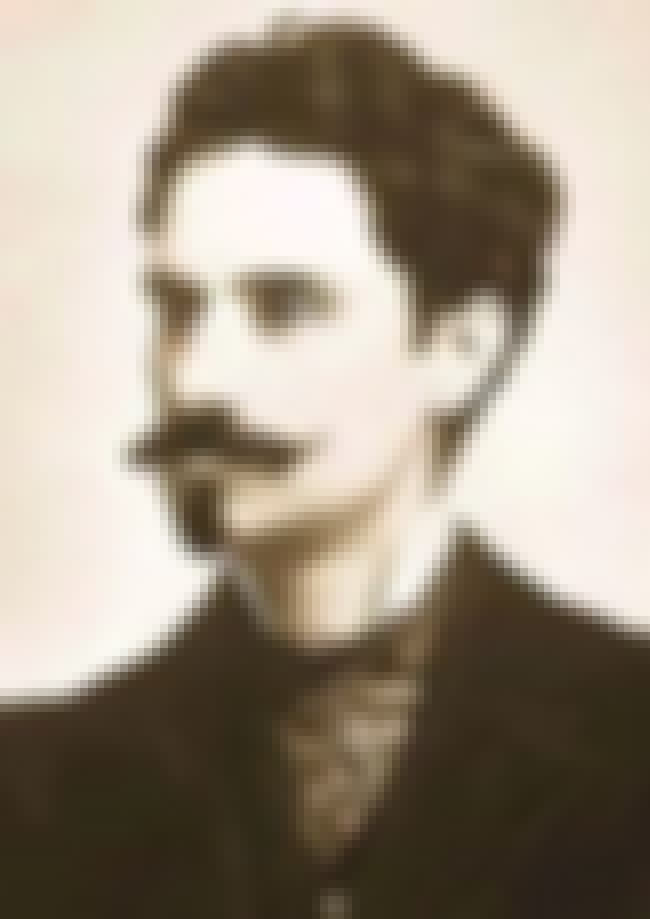 Alphonsus de Guimaraens is listed (or ranked) 2 on the list Famous Poets from Brazil