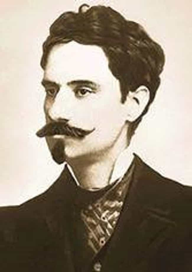 Alphonsus de Guimaraens ... is listed (or ranked) 2 on the list Famous Poets from Brazil