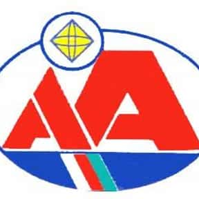 Alrosa-Avia is listed (or ranked) 17 on the list Companies Founded in 1992