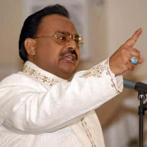 Altaf Hussain is listed (or ranked) 22 on the list Famous Politicians from Pakistan
