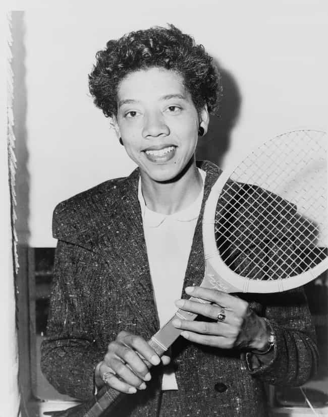 Althea Gibson is listed (or ranked) 1 on the list Famous People Buried in Rosedale Cemetery