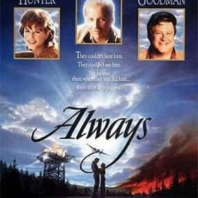 Always is listed (or ranked) 11 on the list The Best Richard Dreyfuss Movies