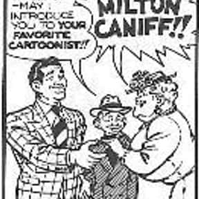 Al Capp is listed (or ranked) 24 on the list List of Famous Cartoonists