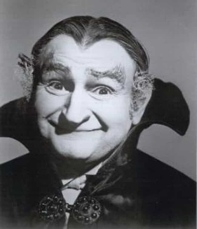 Al Lewis is listed (or ranked) 1 on the list The Munsters Cast List