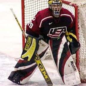 Al Montoya is listed (or ranked) 12 on the list Famous Hockey Players from United States