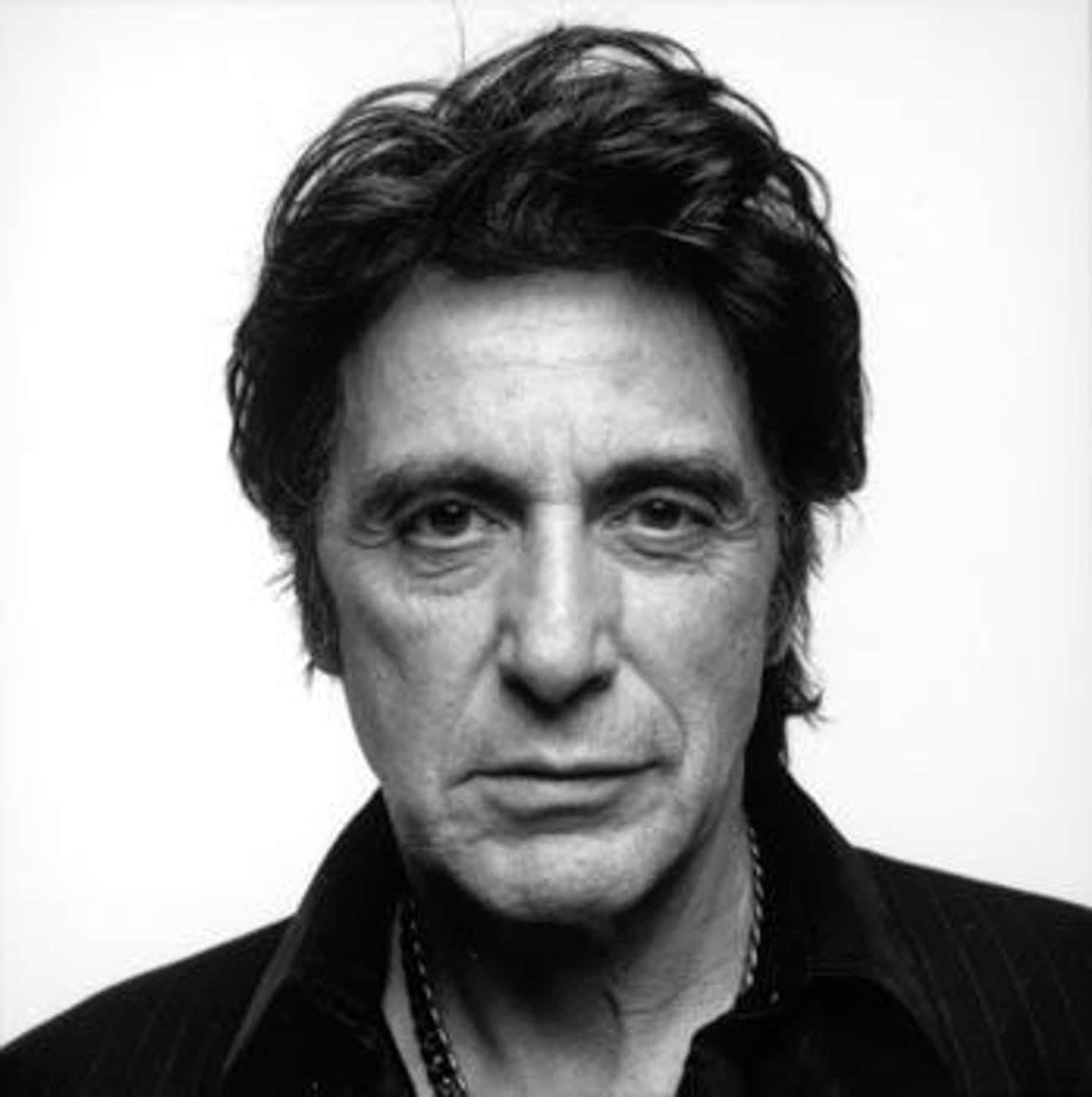 Al Pacino is listed (or ranked) 3 on the list All Triple Crown Of Acting Winners, Ranked