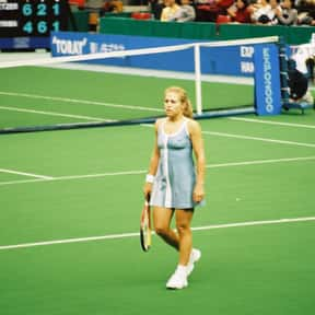 Amanda Coetzer is listed (or ranked) 8 on the list The Shortest Women's Tennis Players Of All Time, Ranked