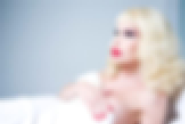Amanda Lepore is listed (or ranked) 3 on the list List of Famous Transgender People