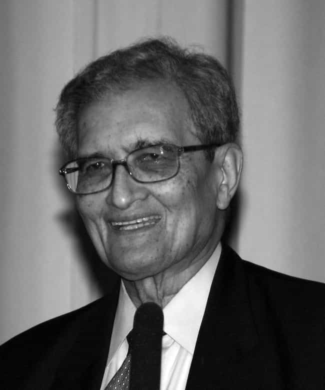 Amartya Sen is listed (or ranked) 2 on the list Famous Economists from India