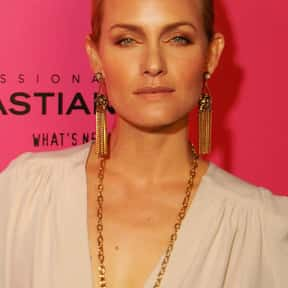 Amber Valletta is listed (or ranked) 2 on the list Famous People Named Amber