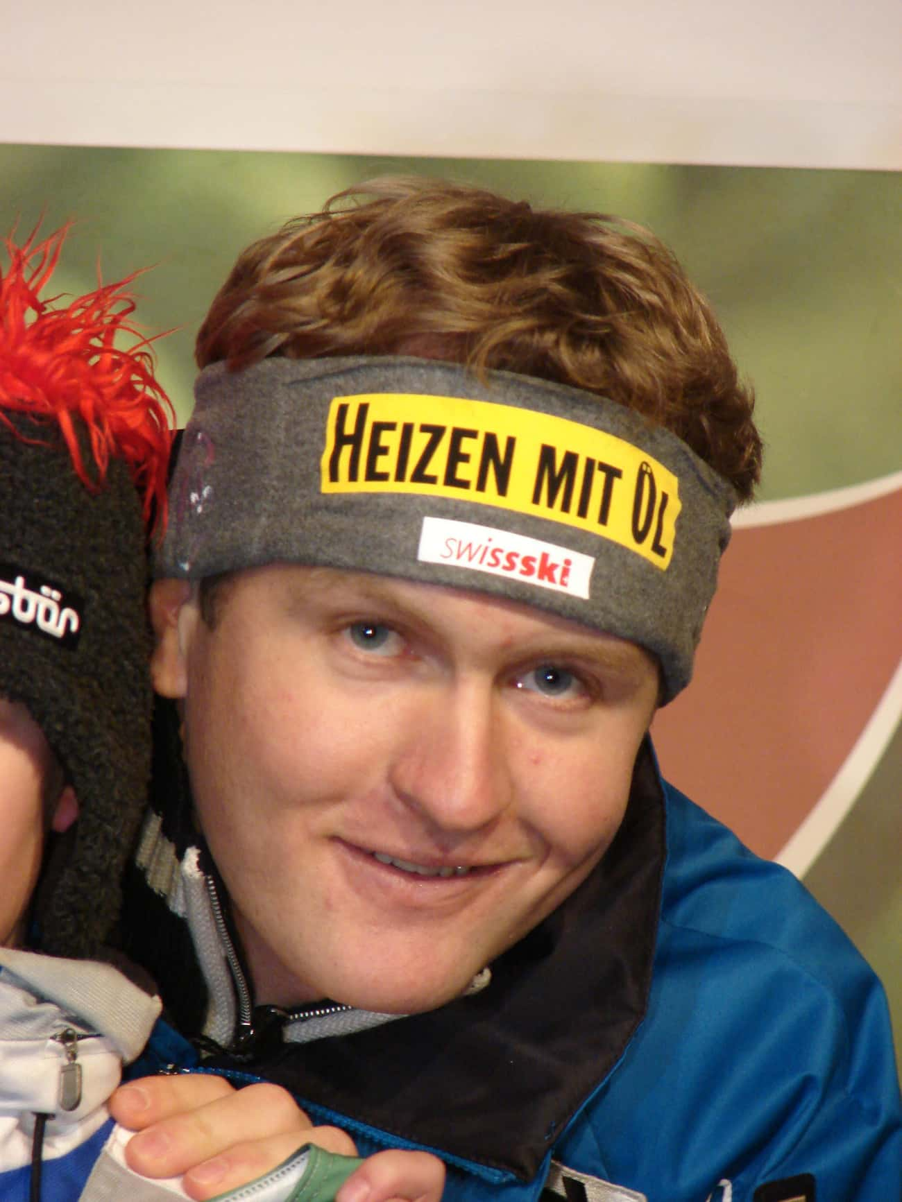 Ambrosi Hoffmann is listed (or ranked) 3 on the list Famous Alpine Skiers from Switzerland