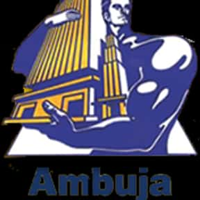 Ambuja Cements is listed (or ranked) 2 on the list List of Cement Companies