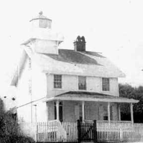 Amelia Island North Range Ligh is listed (or ranked) 3 on the list Lighthouses in Florida