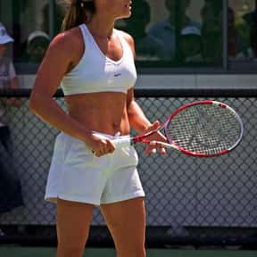 Amélie Mauresmo is listed (or ranked) 18 on the list The Best Women's Tennis Serves of All Time