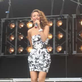 Amelle Berrabah is listed (or ranked) 24 on the list The Best Dance Bands/Artists
