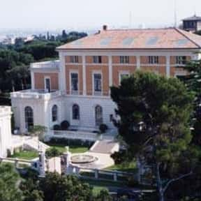 American Academy in Rome is listed (or ranked) 18 on the list Famous Beaux-Arts Architecture Buildings