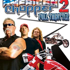 American Chopper 2: Full Throt is listed (or ranked) 12 on the list List of Gamecube Games