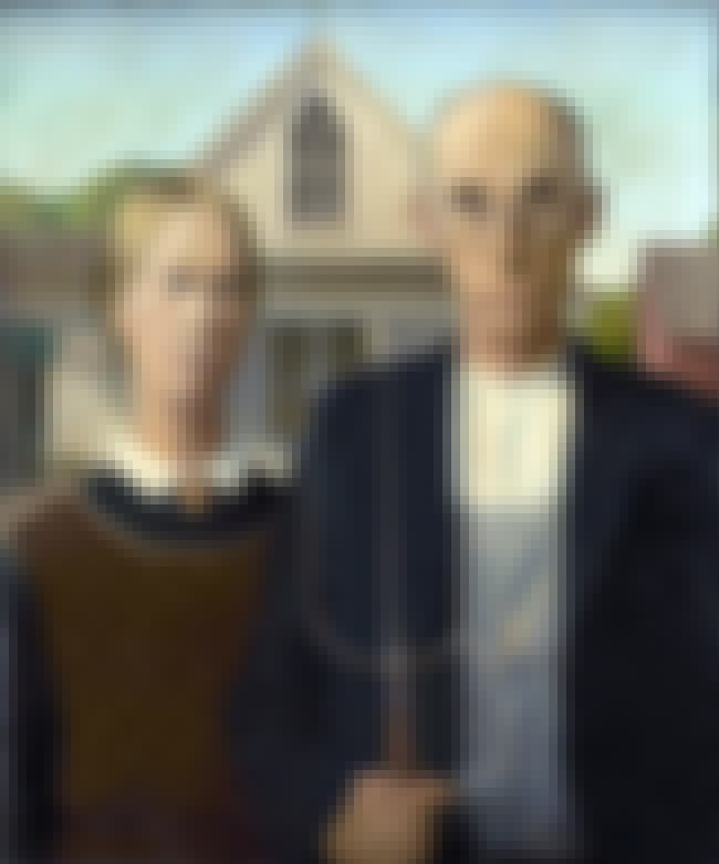 American Gothic is listed (or ranked) 1 on the list Famous Modernism Paintings