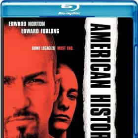 a review of american history x an american crime drama movie by tony kaye Conflict theory in american history x  american history x the movie that i chose to review is  r american history x is a crime drama directed by tony kaye.