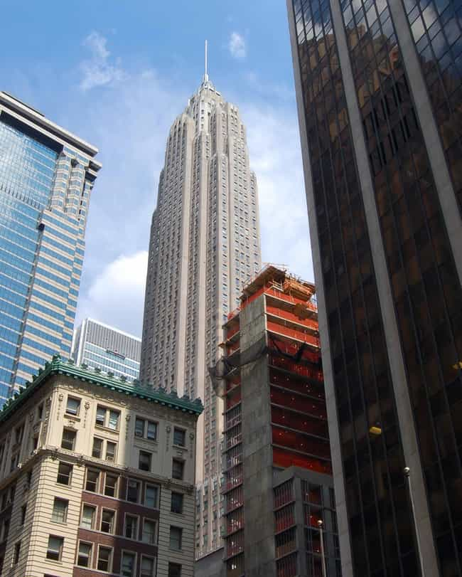 Famous Manhattan Buildings: List Of Architecture In