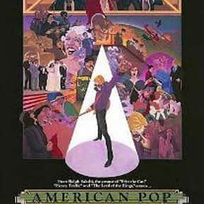 American Pop is listed (or ranked) 22 on the list The Best Movies With America in the Title