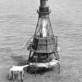 American Shoal Light is listed (or ranked) 4 on the list Lighthouses in Florida