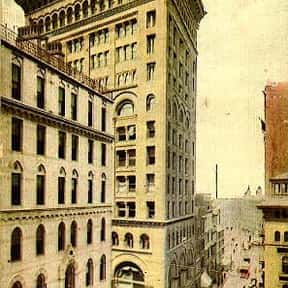 Ames Building is listed (or ranked) 6 on the list Famous Romanesque Revival Architecture Buildings