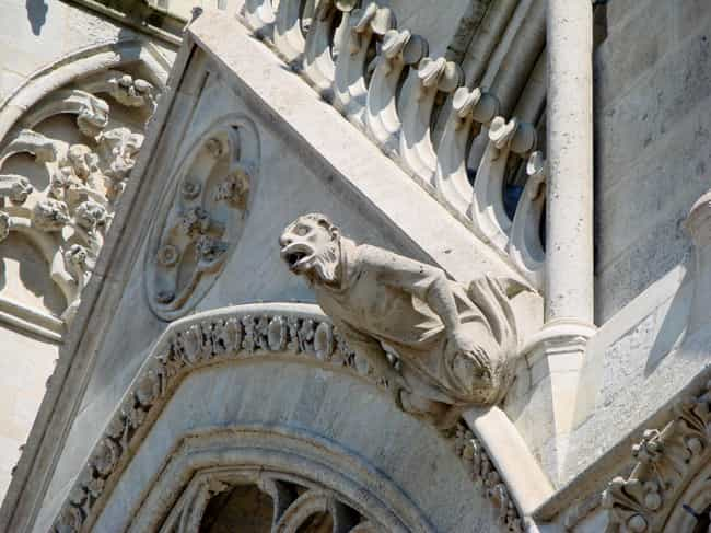 Amiens Cathedral is listed (or ranked) 1 on the list Famous French Gothic architecture buildings