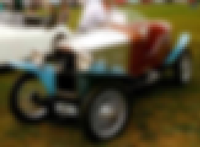 Amilcar C4 is listed (or ranked) 2 on the list Full List of Amilcar Models