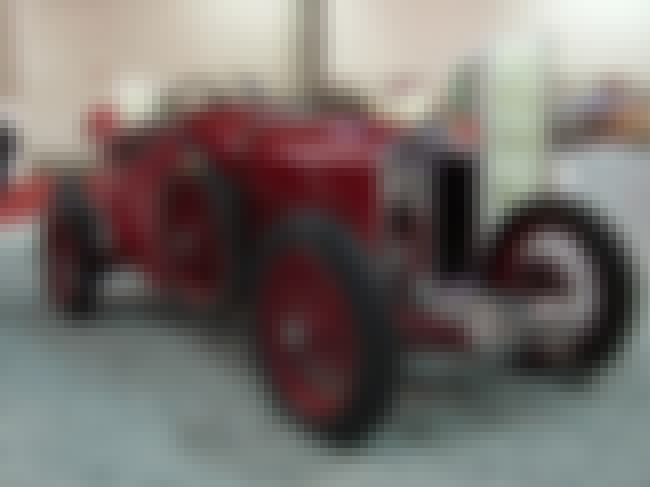 Amilcar CGSS is listed (or ranked) 4 on the list Full List of Amilcar Models