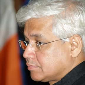 Amitav Ghosh is listed (or ranked) 5 on the list Famous The Doon School Alumni