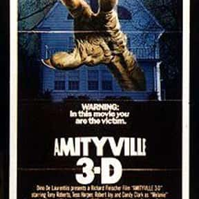 Amityville 3-D is listed (or ranked) 15 on the list The Worst Sequels Of All Time