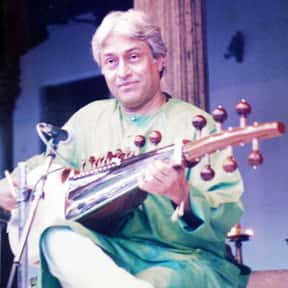 Amjad Ali Khan is listed (or ranked) 14 on the list The Best Indian Classical Artists
