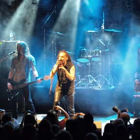 Amorphis is listed (or ranked) 25 on the list The Best Progressive Metal Bands