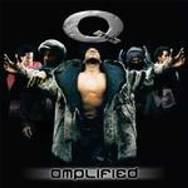 Amplified is listed (or ranked) 2 on the list The Best Q-Tip Albums of All Time