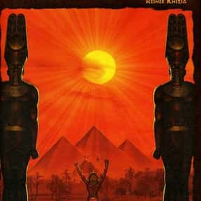 Amun-Re is listed (or ranked) 17 on the list List of Board Games