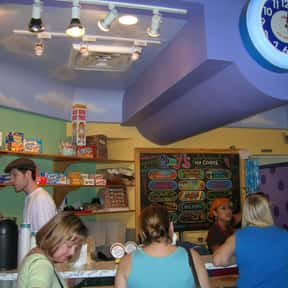Amy's Ice Creams is listed (or ranked) 4 on the list Companies Founded in Austin