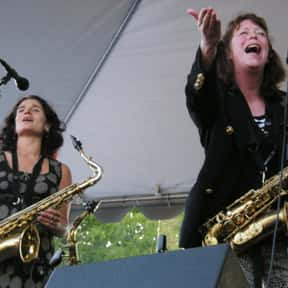Amy Denio is listed (or ranked) 10 on the list The Best Free Improvisation Bands/Artists