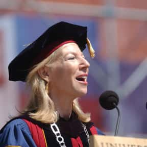 Amy Gutmann is listed (or ranked) 10 on the list List of Famous Brooklyn Politicians