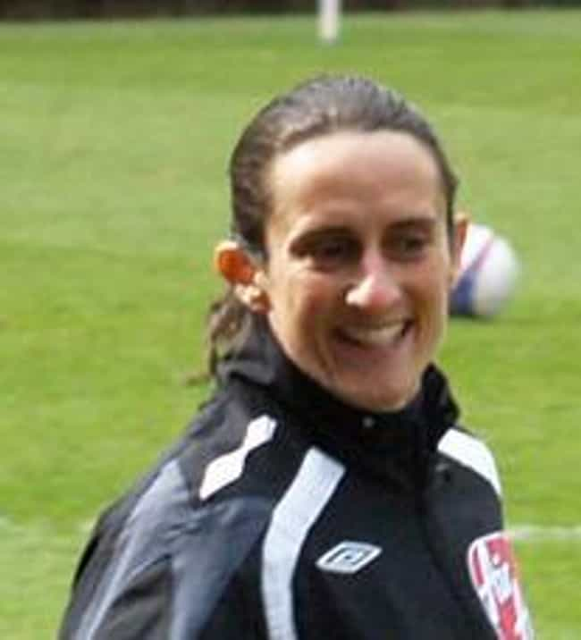 Amy Fearn is listed (or ranked) 4 on the list Famous Female Referees
